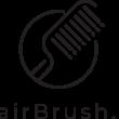 HairBrush.ie Logo Dublin