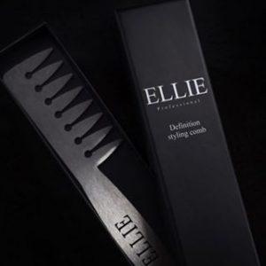 Ellie Pro Steel definition comb boxed