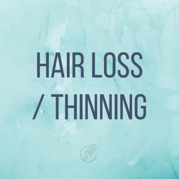 Hair Loss/Thinning