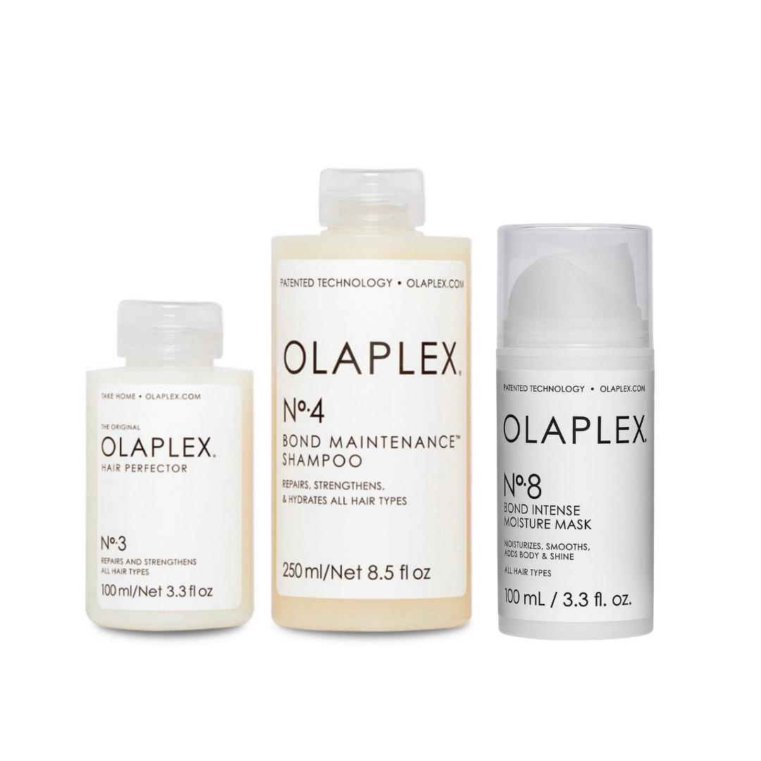 The Olaplex Treat & Hydrate Bundle