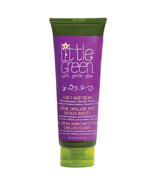 Little Green Kids Curly Hair Cream