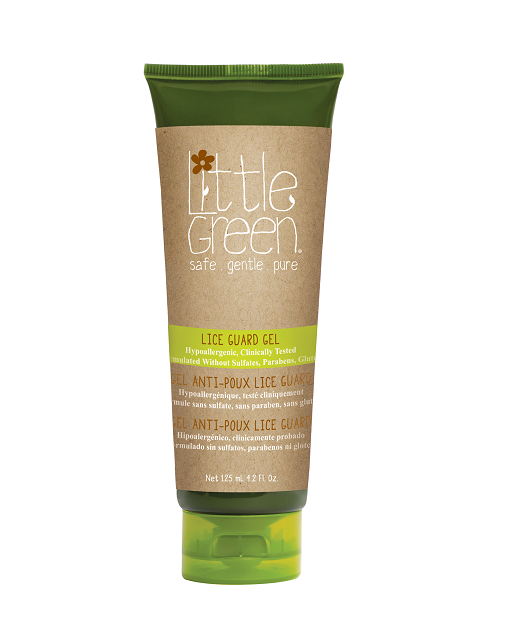 Little Green Lice Guard Gel for styling hair